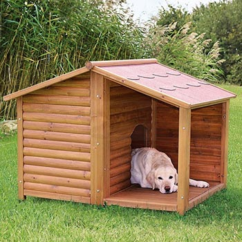 Le migliori cucce per cani da esterno o interno for Cucce per cani da esterno coibentate